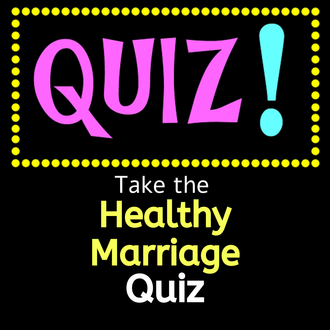healthy marriage quiz